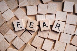 Facing fears, fight fears, yoga