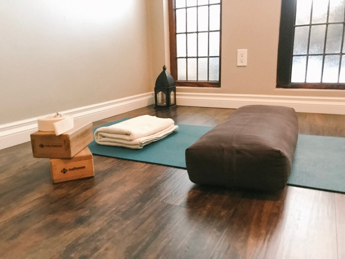 private yoga therapy Toronto
